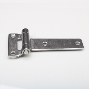 Image 4 - HCSSZP Boat Accessories 1 Pcs Marine Grade Stainless Steel T Type Container Hinge Forged Truck Vehicle Hinge with 135*58mm