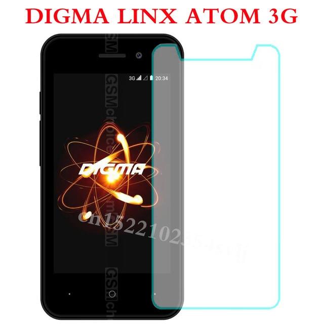Закаленное Стекло для Digma Vox V40 хит Q401 Linx A453 atom X1 радость x1 pro Alfa 3g Экран протектор фильм защитный Экран чехол>