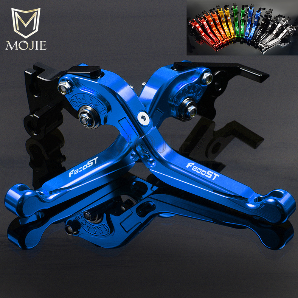 For BMW F800 ST F800ST F 800 ST 2006-2015 2014 2013 2012 2011 2010 Motorcycle Adjustable Folding Extendable Brake Clutch Levers