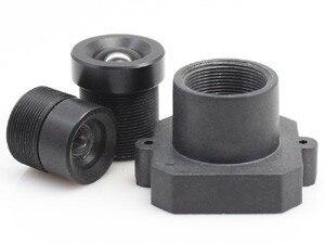 M12 Board Lens Holder 22mm 1 4 lens mount 16mm height for OV chip board lens