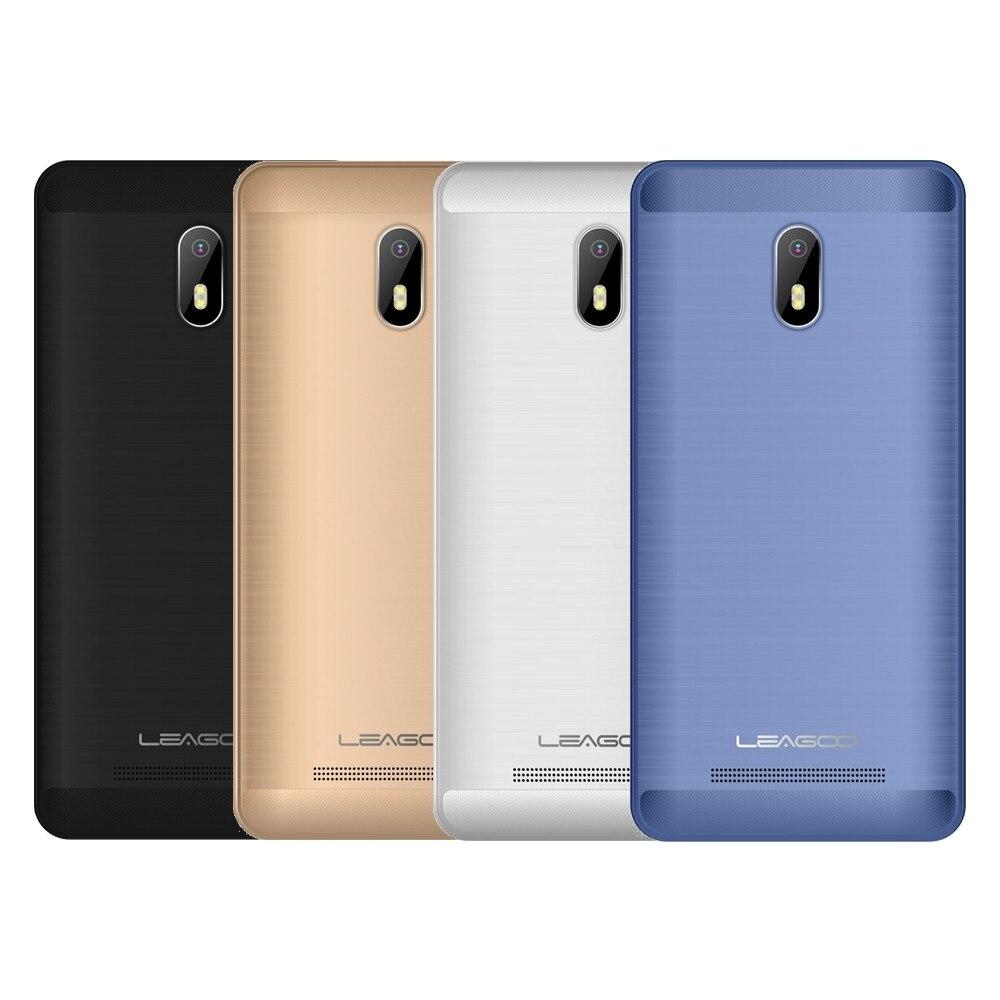 LEAGOO Z6 3g Smartphone 4.97 Android Quad Core 1 gb + 8 gb D'empreintes Digitales Portable Apr18