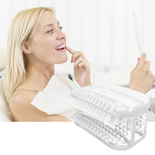 1 PC New Toothbrush Silicone Lazy All-Round Chewing Automatic Soft Cleaning 360 Degree Range 28*20*16mm