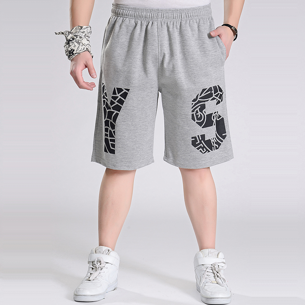 2016 fashion brand summer hip hop plus size casual male men jogger clothing exercise shorts men