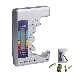 Digital Battery Tester Checker