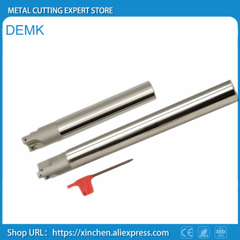 BAP300R C10 10-120 C12-12-130 C16-16-150 C20-20-150 2T Right angle 90 degree milling cutter arbor for APMT1135 carbide inserts цена