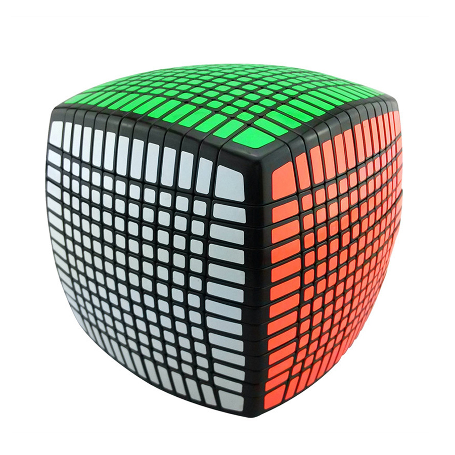 Plastic Magic Cubes Educational Toys Kids Polymorph Plastic Brinquedo Menino Logic Game Cube Magique Toys For Children 60D0743 dayan bagua magic cube speed cube 6 axis 8 rank puzzle toys for children boys educational toys new year gift