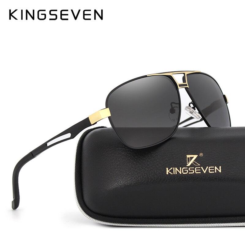 KINGSEVEN 2017 Sunglasses Men