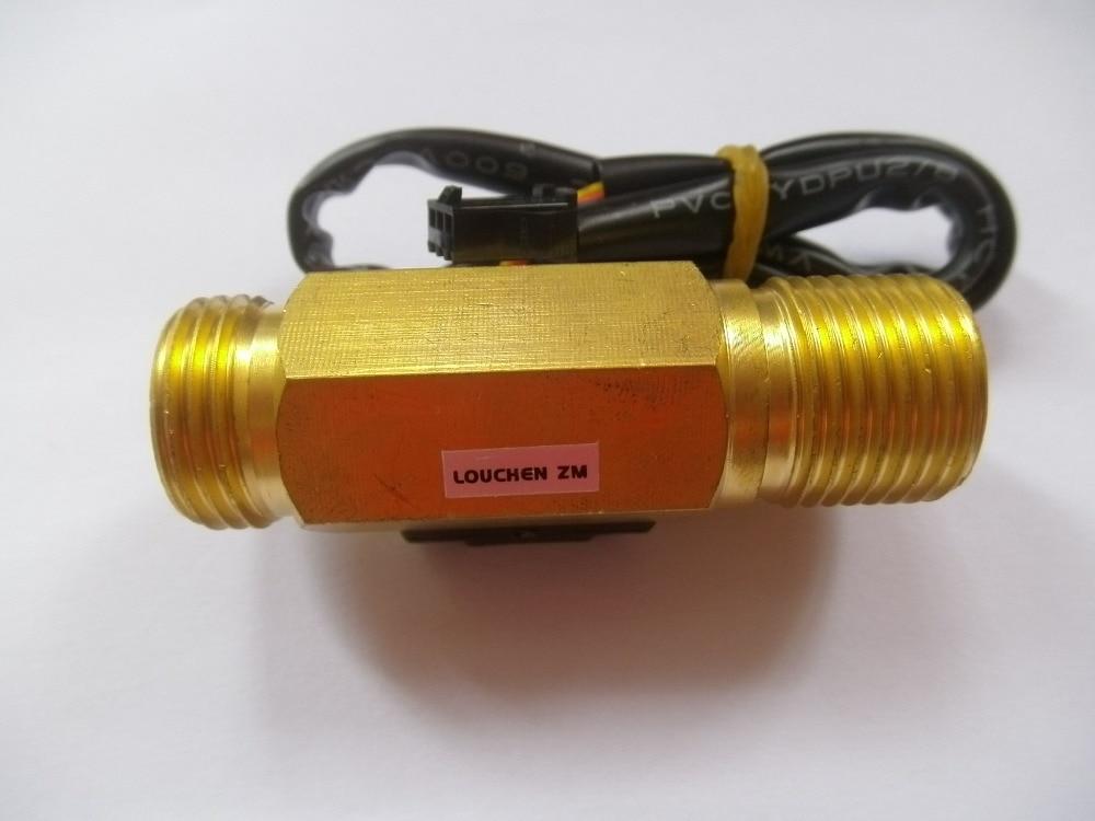 2vnt., 66mm G1 / 2, vyriškas srieginis žalvario salės efekto - Matavimo prietaisai - Nuotrauka 3