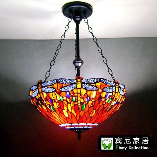 2014 new arrival american style living room romantic restaurant lamp