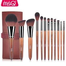 MSQ 12PCS Makeup Brush Professional Set Makeup Tool