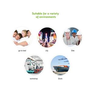 Image 2 - UVEX K3 Soundproof Earmuffs Noise Reduction Foam Earmuffs 33dB SNR 27dB NRR Adjustable Headband for Industrial Sleeping Travel