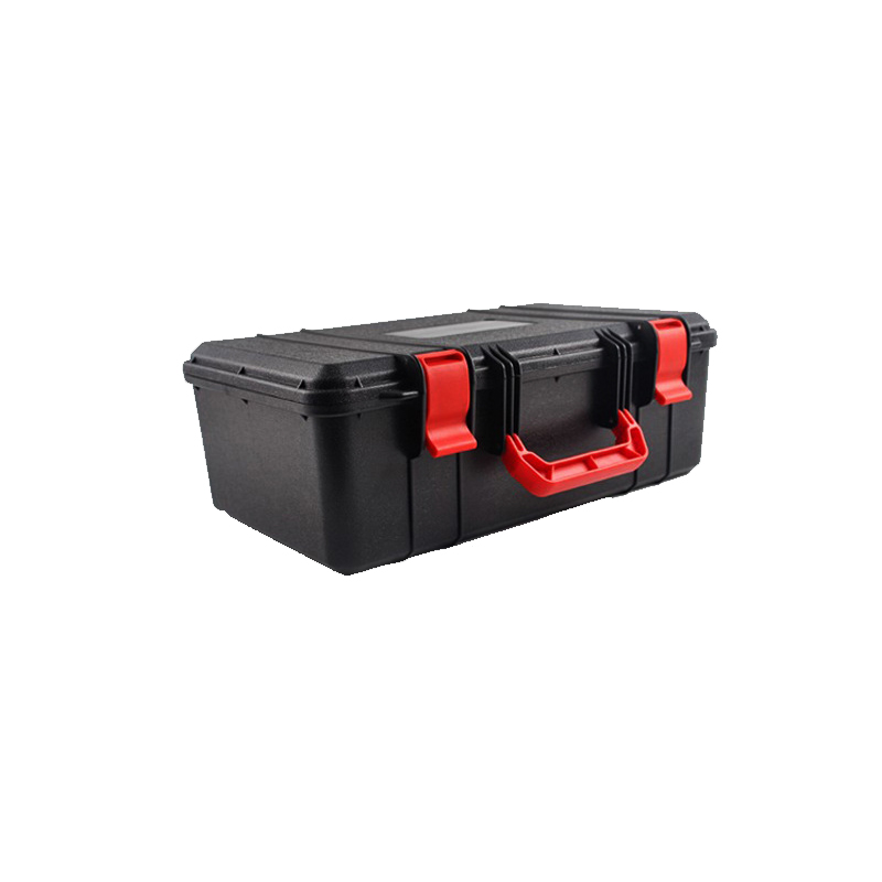 SQ4325B waterproof pp material military camera case with customed foam customed pcbn
