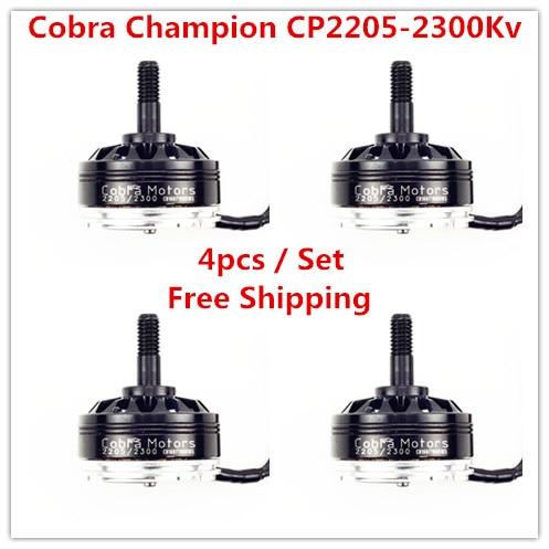 Cobra Motor CP2205 2300, 2300Kv, Freies Verschiffen 4 teile/los ...