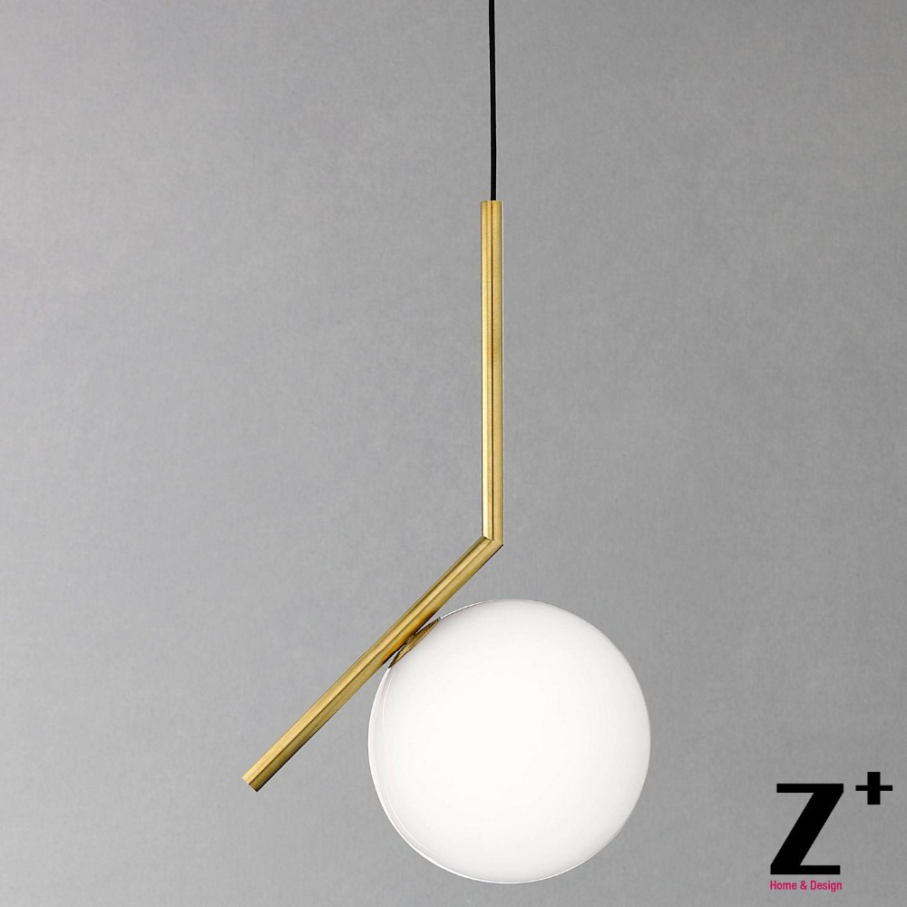 Replica item 2015 New lights IC LIGHTS S Lighting by Michael Anastassiades family Ball Pendant ...