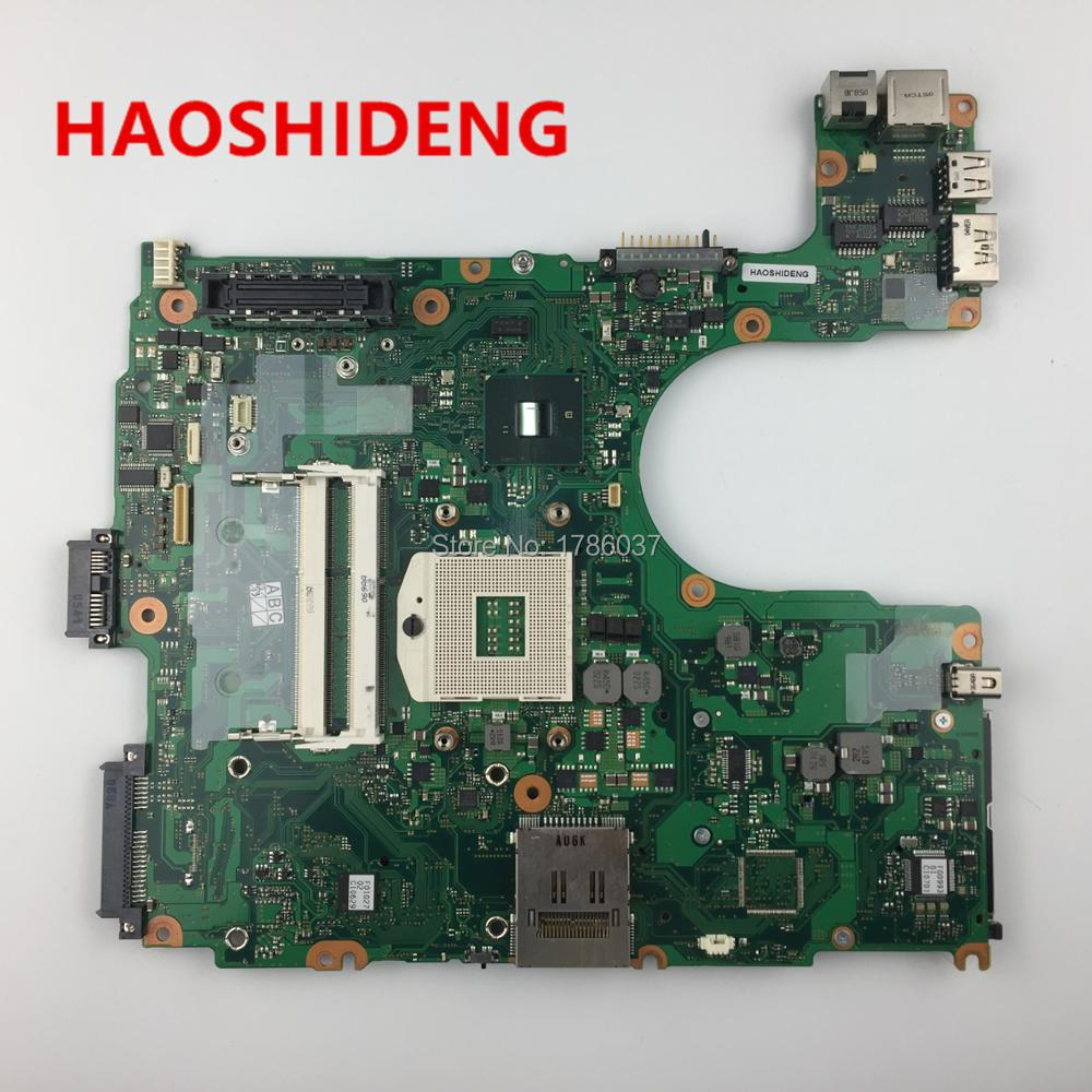 FHNSY1 A5A002688110 For Toshiba Tecra A11 S11 series  Laptop Motherboard .All functions 100% fully Tested ! k000092540 la 5321p for toshiba satellite l500 l505 series laptop motherboard all functions fully tested