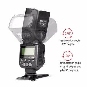 Image 3 - Flash meike mk950 i ttl speedlite 8, controle brilhante para nikon d7100 d7000 d5300 d5200 d5100 d5000 d3100 d750 d600 d90 d80