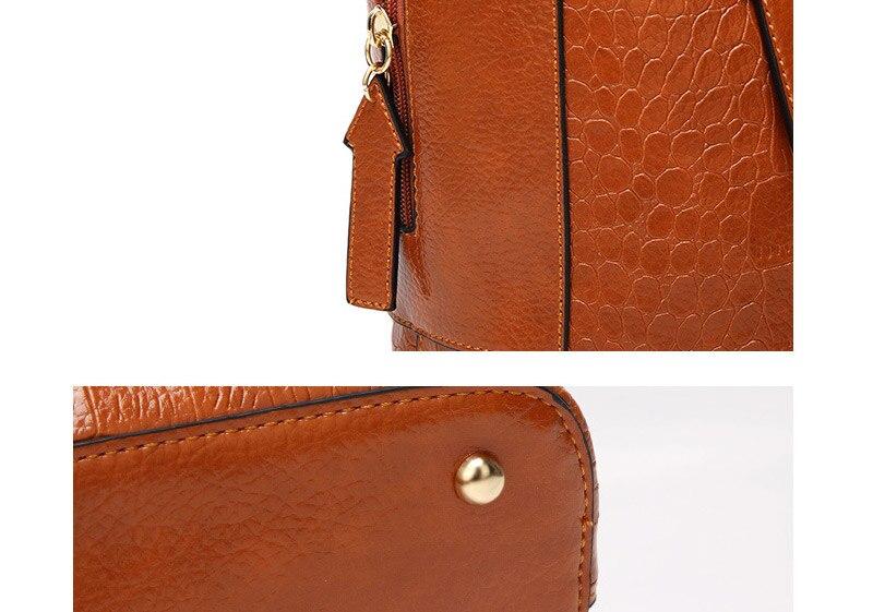 alligator crossbody bag for women shoulder bag female handbag ladies elegant shopping bag_17