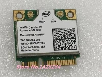 Novo Cartão Sem Fio Para O Intel Avançado-N 6235 6235 633ANHMW WI-FI Bluetooth 4.0 Metade MINI PCI-E 802.11 a/b/g/n 2.4G/5 GHZ 300 Mbps
