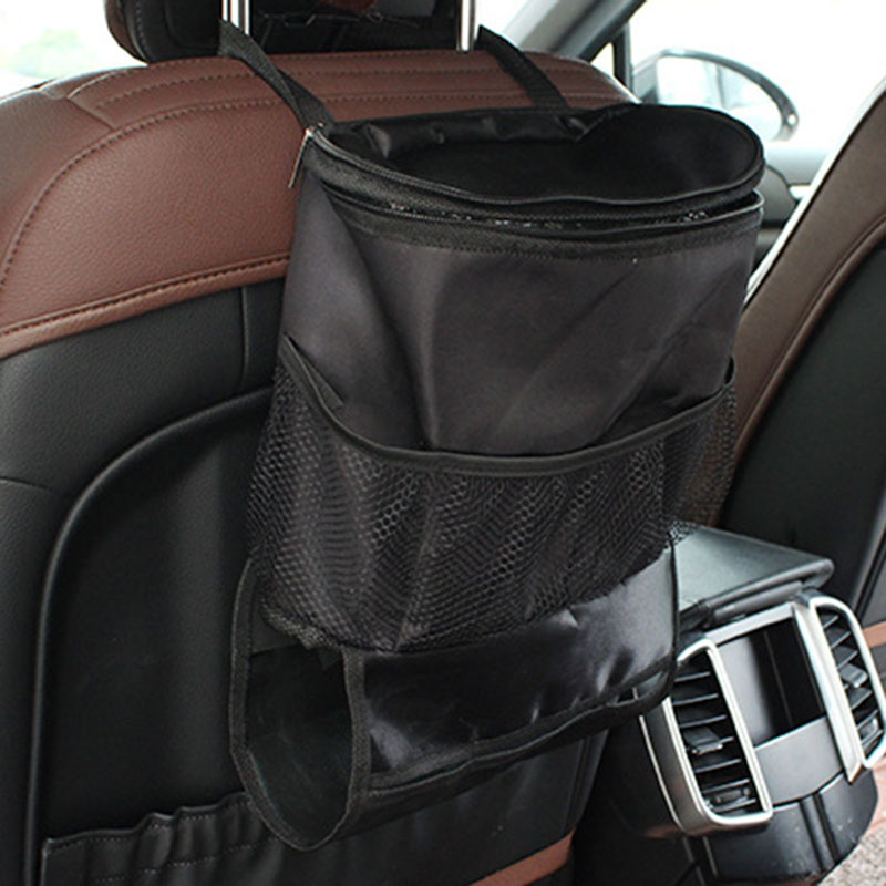 Hot Sell Car Covers Seat Organizer Insulated Food Storage Container Basket Stowing Tidying Bags Car Styling Storage Bag