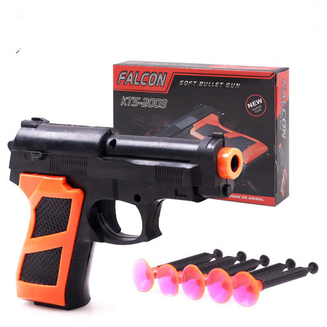 low price Desert Eagle Nerf airsoft.gun Airgun Soft Bullet Gun Paintball  Pistol Toy CS