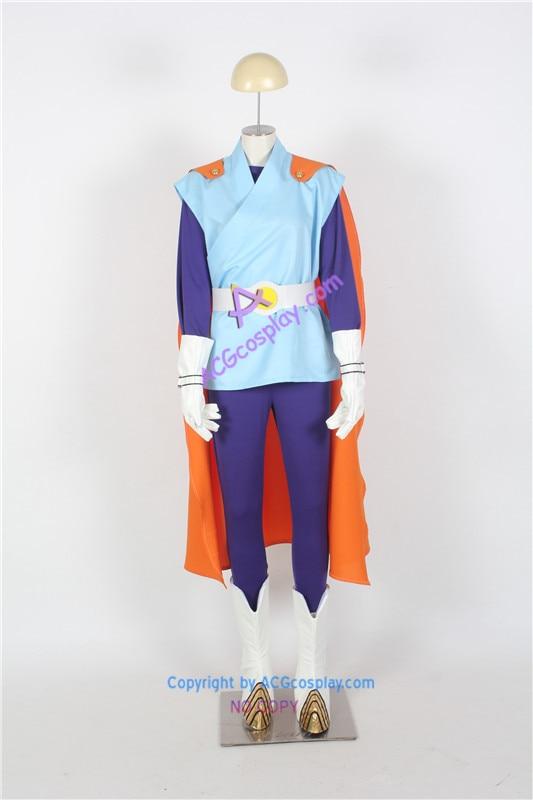 Dragon Ball Z grand Saiyagirl Costume de Cosplay ACGcosplay