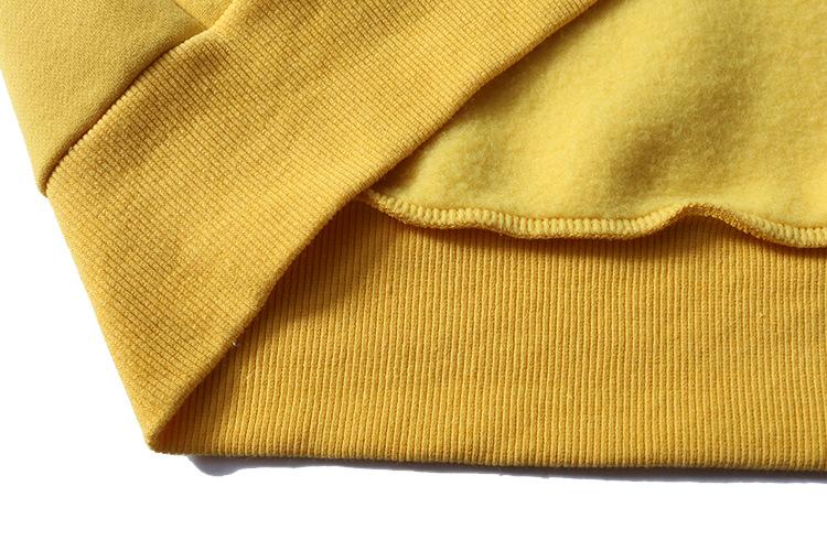 Aolamegs Hoodies Men Side Striped Hood High Street Pullover Cotton Fashion Hip Hop Streetwear Casual Big Pocket Hoodie Autumn (45)