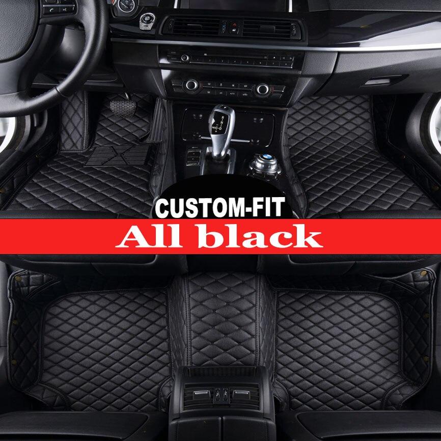 """speciale 100% Fit Auto Vloermatten Voor Toyota Camry Corolla Prius Prado Highlander Sienna Zelas Alle Weer Auto Styling Liners"""