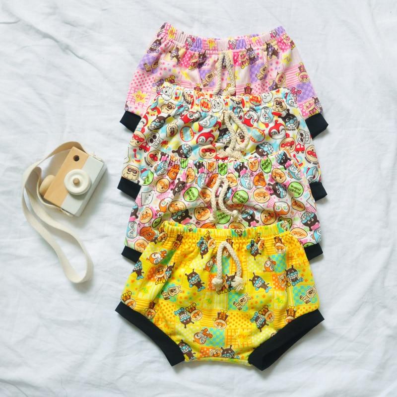 18 zomer kinder katoenen cartoon handdoekdoek shorts, jongens en - Kinderkleding - Foto 1