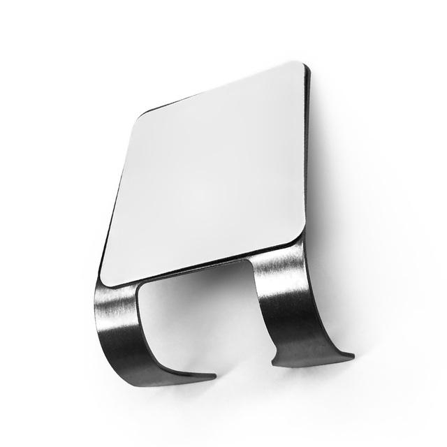 1 PC New Men Shaving Shaver Shelf 304 stainless steel Razor Holder Shaving Razor Rack Hanger Bathroom Viscose Razor Hook 5