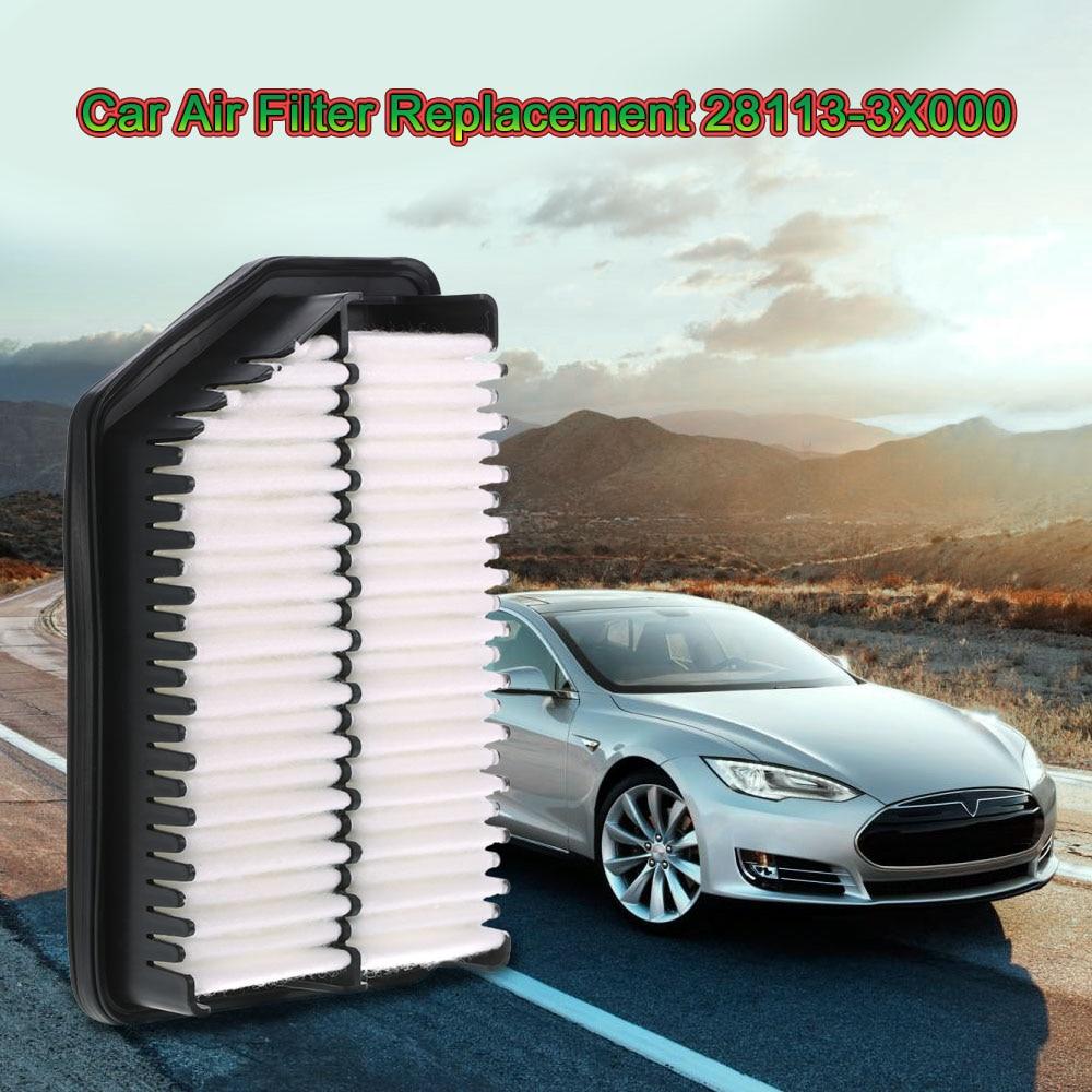 Car <font><b>Air</b></font> <font><b>Filter</b></font> <font><b>Replacement</b></font> <font><b>for</b></font> <font><b>Hyundai</b></font> 28113-3X000 Auto Car-styling Durable <font><b>Cabin</b></font> Efficient Grey <font><b>Air</b></font> <font><b>Filter</b></font>