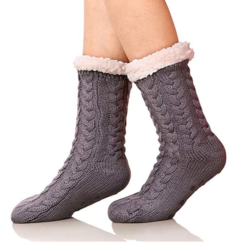 HTB1u29ka6zuK1RjSsppq6xz0XXay - Womail Women and man Wool socks Winter Super Soft