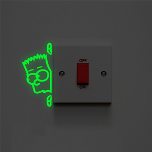 creative sneak peep boy switch