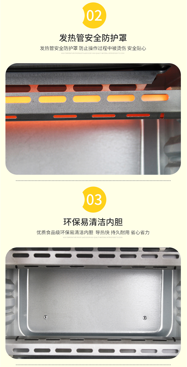 Breakfast Machine Electric Toaster Multi-function Toaster Three-in-one Breakfast Machine Home Automatic Toaster Oven 16