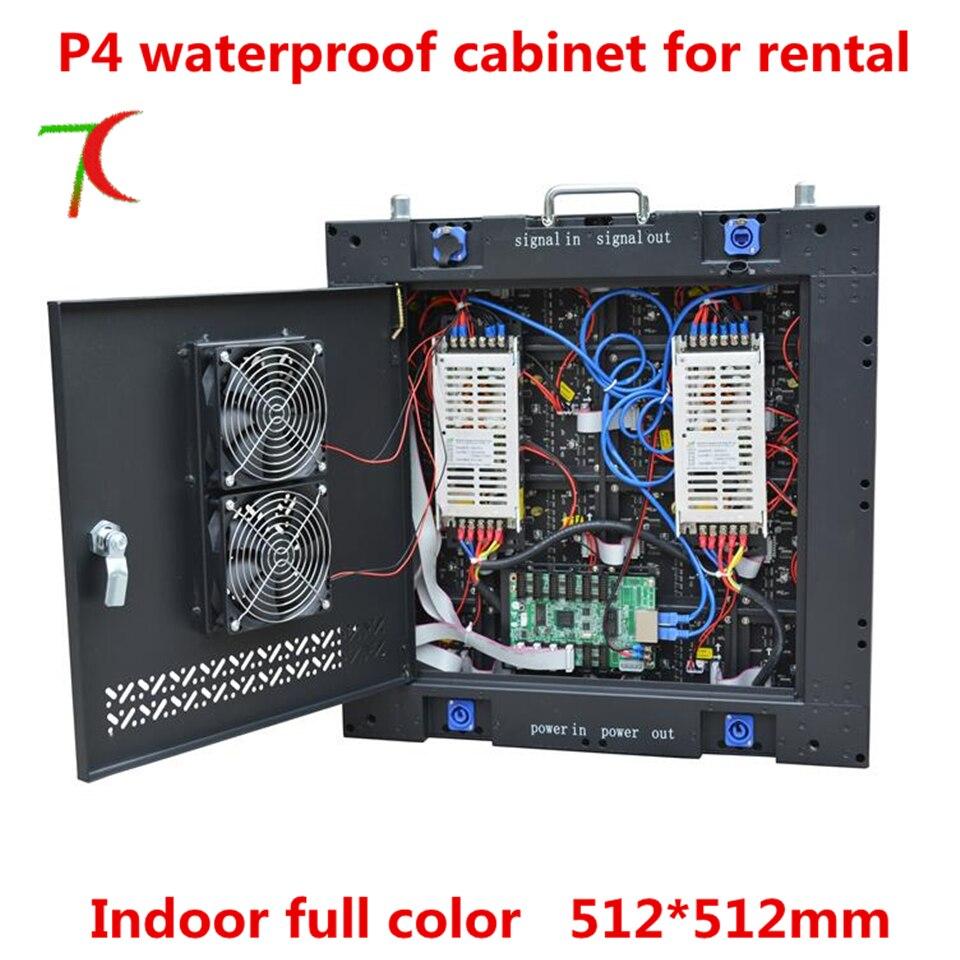 512*512mm 16 scan le plus bas prix P4 fer armoire hd affichage de location, 62500 points/m2512*512mm 16 scan le plus bas prix P4 fer armoire hd affichage de location, 62500 points/m2