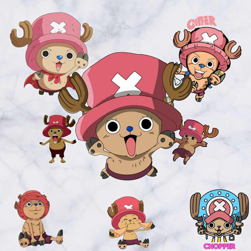 60 45 Cm One Piece Anime Stiker 3d Efek Visual Wallpaper Tony Tony Chopper Stiker Monkey D One Piece Monkey D Luffy Kapal Mode Stiker St08 Stiker Aliexpress