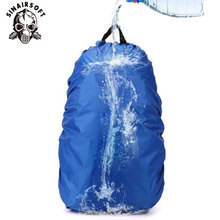 SINAIRSOFT Nylon Waterproof Rain Cover Backpack Raincoat Suit for 20L 30L 35L 40L 40L 50L 60L Hiking Outdoor Cover Backpack Case feel pioneer 40l waterproof nylon women