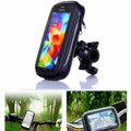 Hot Universal Bike Bicycle Motorcycle Waterproof Cell Phone Case bag Handlebar Mount Holder Stand for iPhone Samsung Smartphone