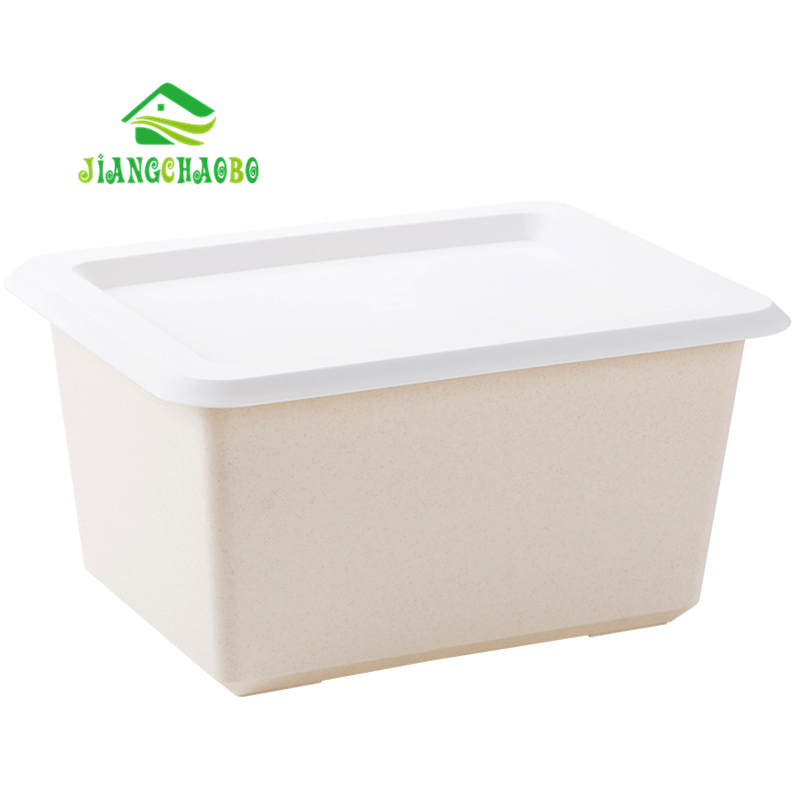 JiangChaoBo Plain Color Plastic Storage Box Book Storage Box Can Be Stacked With Large Oversized Clothes Toy Storage Box-in Storage Boxes u0026 Bins from Home ...  sc 1 st  AliExpress.com & JiangChaoBo Plain Color Plastic Storage Box Book Storage Box Can Be ...