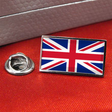 High quality and low price UK United Kingdom Flag Lapel Pin Badge/Tie Pin custom made metal craft country flag lapel pin FH68005 high quality and low price bulgaria flag lapel pin badge tie pin custom metal craft country flag lapel pin fh68002