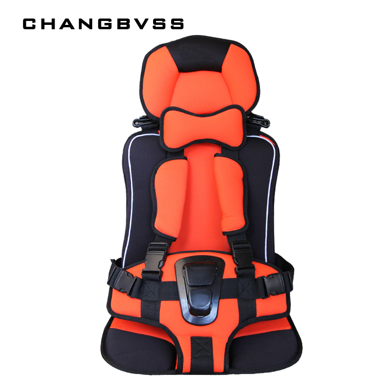 Top Selling Portable Baby Car Safety Seat,Big Size 7 Colours Car Seat Children Chairs in the Car,Auto Seats Cushion Booster Seat