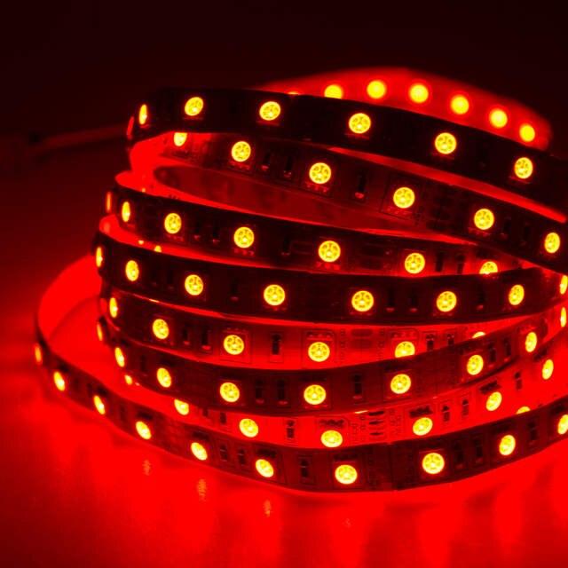 Online Shop 5 Mt Rgb Led Streifen Licht 12 V 3528 5050 5630 Warme