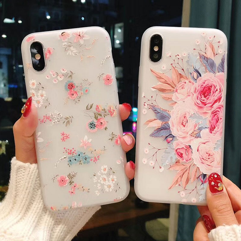 HTB1u2CMblsmBKNjSZFFq6AT9VXa0 - USLION Flower Silicon Phone Case For iPhone 7 8 Plus XS Max XR Rose Floral Cases For iPhone X 8 7 6 6S Plus 5 SE Soft TPU Cover