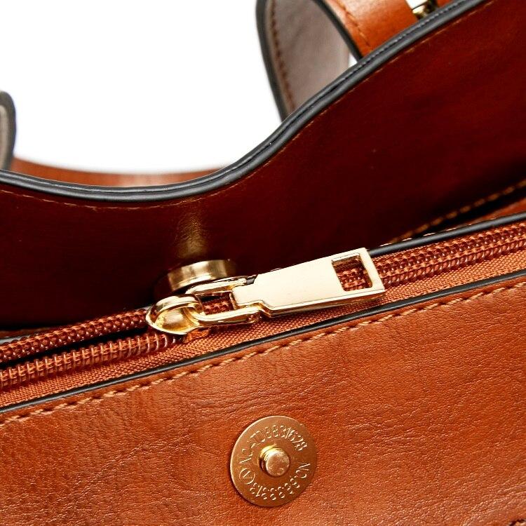 óleo couro bolsas femininas designer novo c890