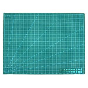 Image 2 - A2 Pvc Double Printed Self Healing Cutting Mat Craft Quilting Scrapbooking Board 60 x 45Cm Patchwork Fabric Paper Craft Tools