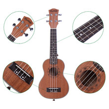 Meideal Professional 21 inch Ukulele Guitar 4 Strings Aquila Sapele Classical Rosewood Guitars Ukelele Musical Instrument 2016