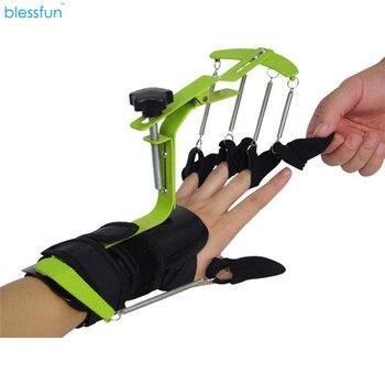 Ręcznie Dynamiczny Orteza Nadgarstka finger Szkolenia dla Apopleksja Rehabilitacja Fizjoterapia Skoku Hemiplegia Pacjentów Ścięgna naprawy