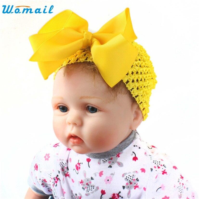 Children's Skullies or beanies WOMAIL delicate 2017 Fashion Kids  Autumn Girl Boy Knitting Wool Crochet Hat Soft Hat Cap W20 skullies