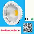 Recessed led cob downlight Dimmable 5W 7W 10W 15W 20W 30W 40W 50W 60W dimming LED Spot light led ceiling lamp AC110V 220V IP44