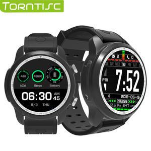 9c3a2717823e Torntisc Android 6.0 LTE 4G Bluetooth Smart Watch phone MTK6737 1 GB + 16  GB Memory