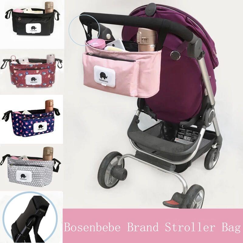 Baby Stroller Bag Organizer Mummy Diaper Bag Infant Toddler Travel Nappy Diaper bag Multifunctional WaterProof Mummy Innrech Market.com